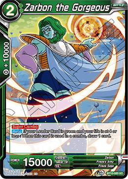 Zarbon the Gorgeous