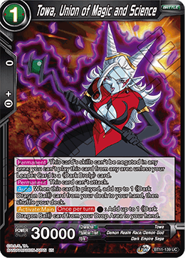 Towa, Union of Magic and Science