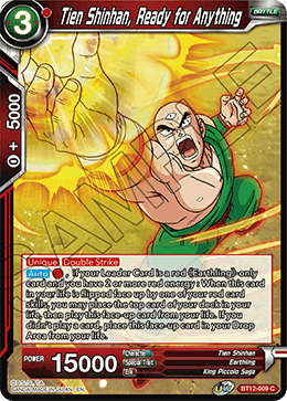 Tien Shinhan, Ready for Anything
