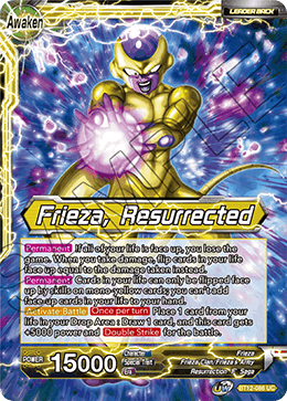 Frieza, Resurrected