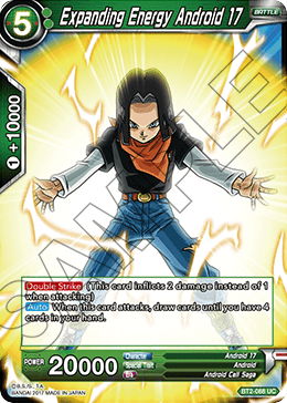 Expanding Energy Android 17