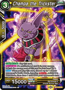 Champa the Trickster