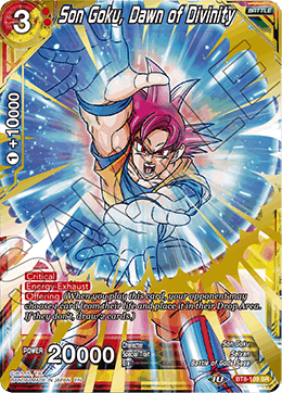 Son Goku, Dawn of Divinity