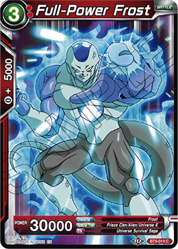 Full-Power Frost