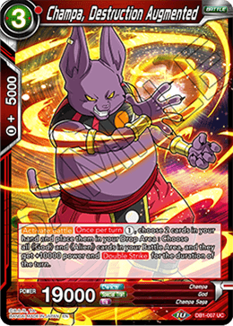 Champa, Destruction Augmented