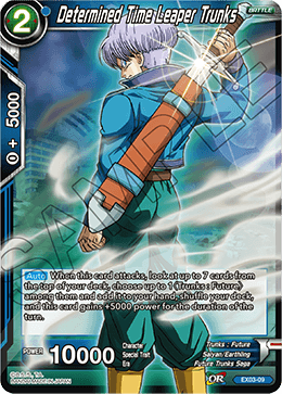 Determined Time Leaper Trunks