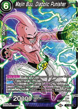 Majin Buu, Diabolic Punisher