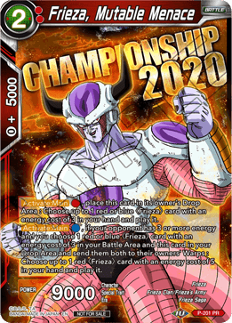 Frieza, Mutable Menace