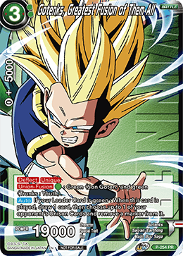 Gotenks, Greatest Fusion of Them All