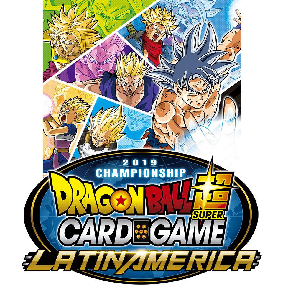 Dragon Ball Super Card Game CHAMPIONSHIP 2019
