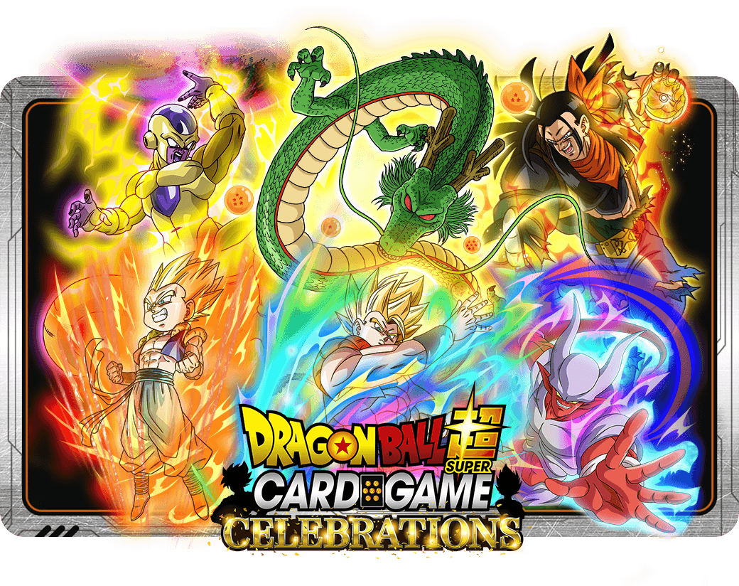 Dragon Ball Super Card Game Celebrations