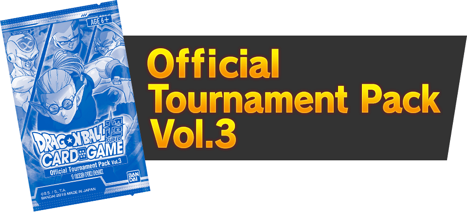 Official Tournament Pack Vol.3