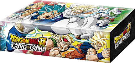 DRAGON BALL SUPER CARD GAME DRAFT BOX 04 -DRAGON BRAWL-