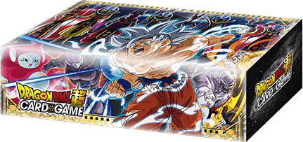 DRAGON BALL SUPER CARD GAME Draft Box 05 -Divine Multiverse-