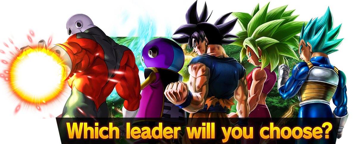Which leader will you choose?