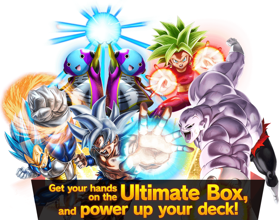Get your hands on the Ultimate Box, and power up your deck!