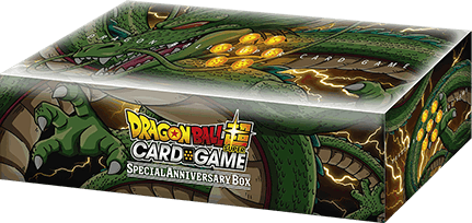 DRAGON BALL SUPER CARD GAME Special Anniversary Box【DBS-BE06】