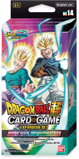 Expansion Set 14 -Battle Advanced- [DBS-BE14]
