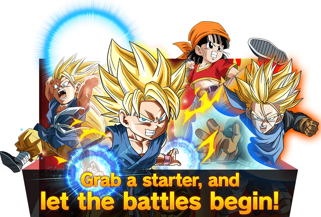 Grab a starter, and let the battles begin!