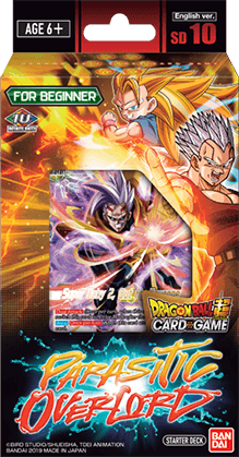 STARTER DECK 10 ~Series 8~ [DBS-SD10]