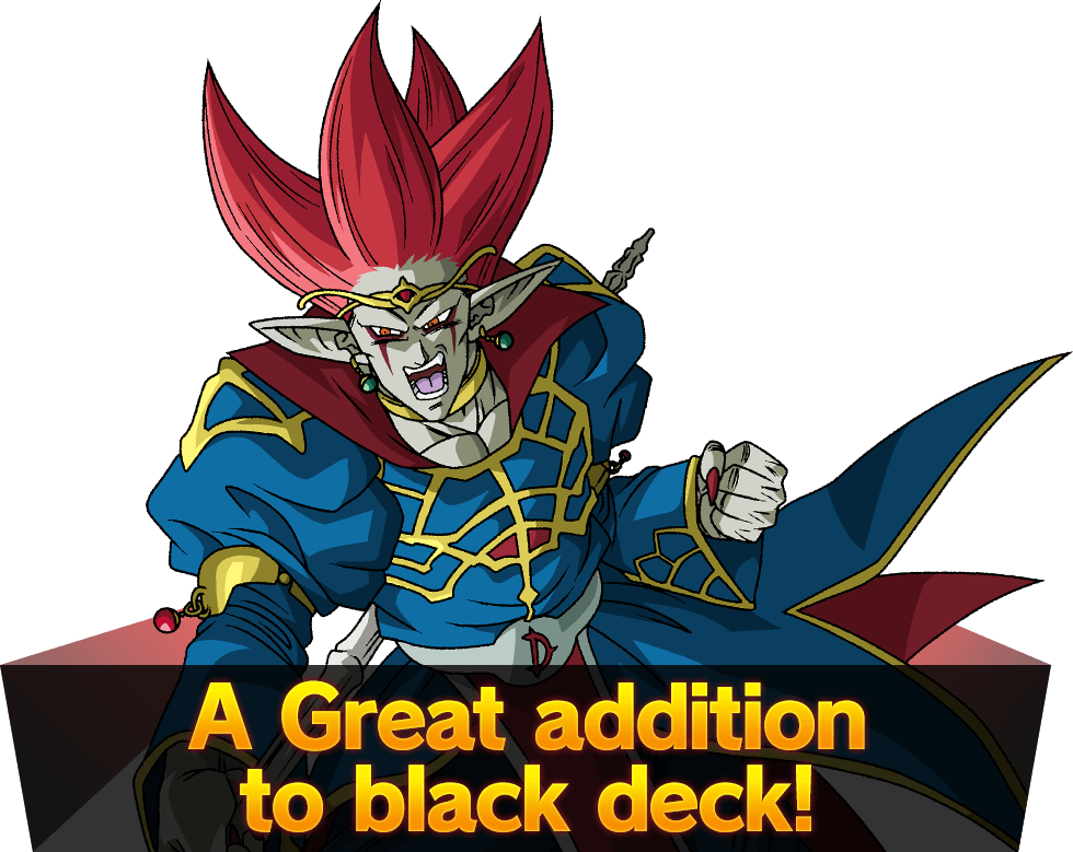 A Great addition to black deck!