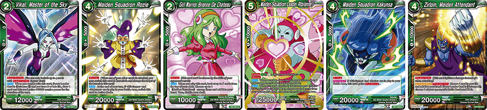 Universe2 - Dazzle your foes with Universe 2's magical warriors!