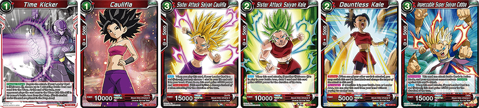 Universe6 -Run wild with Universe 6's awakened Saiyans!