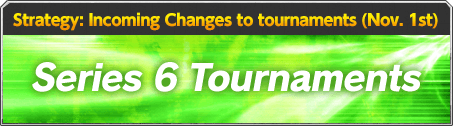 series 6 tournaments