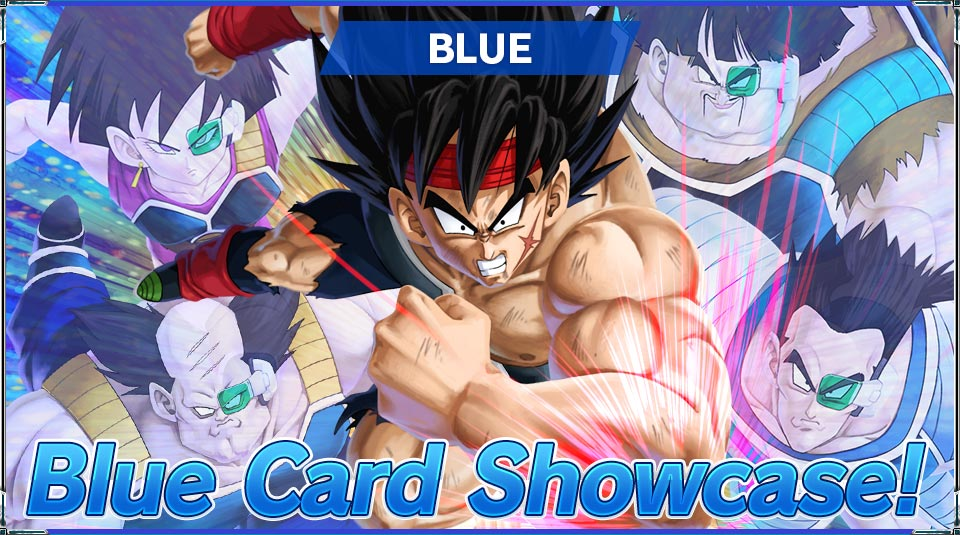 Blue Card Showcase!