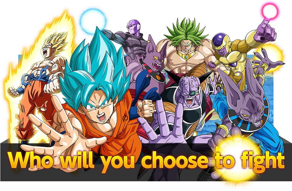 Who will you choose to fight