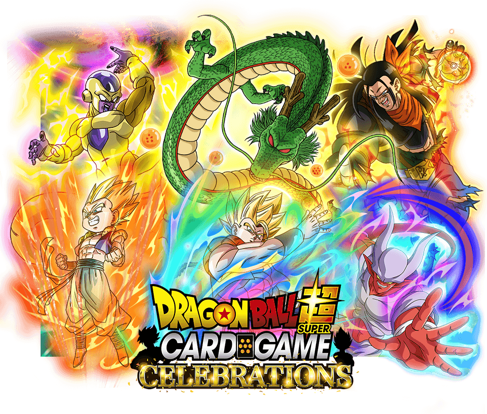 Dragon Ball Super Card Game Celebrations (Avril)